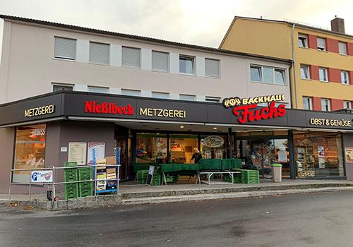 Metzgerei Nießlbeck Filiale in Altdorf Neumarkter Straße