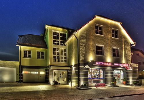 Metzgerei in N eumarkt Nießlbeck Filiale in Berg