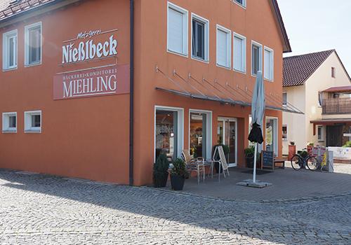 Metzgerei in Neumarkt Nießlbeck Filiale Berngau