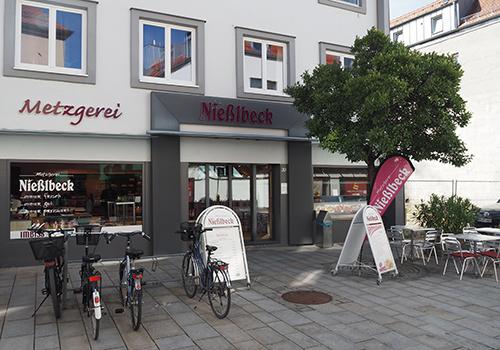 Metzgerei in Neumarkt Nießlbeck Filiale Klostergasse