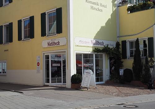 Metzgerei in Neumarkt Nießlbeck Filiale Parsberg