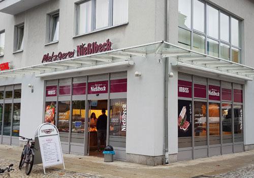 Metzgerei in Neumarkt Nießlbeck Filiale in Postbauer-Heng