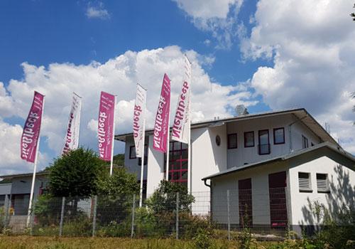 Metzgerei in Neumarkt Nießlbeck Produktion und Verwaltung Berg